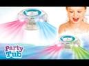 Детская светящаяся игрушка для ванны Party Tub