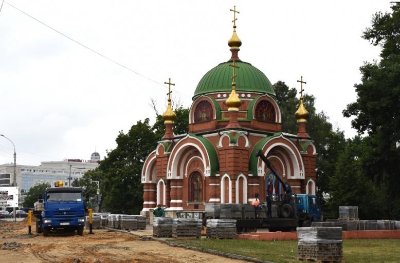 Ремонтники занялись Нижним парком — Изображение 2