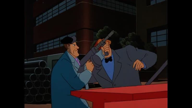 Batman Animated Series S01E09 - Be a Clown