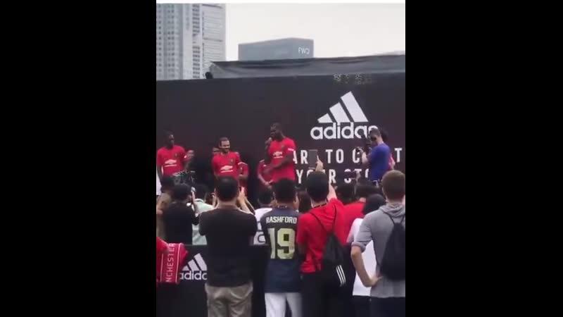 Paul Pogba: If you want to be a top football player, just follow Juan Mata