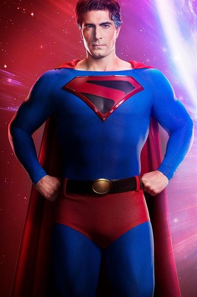 Первый взгляд на Брэндона Рута в образе Супермена в грядущем кроссовере супергеройских сериалов CW «Кризис на Бесконечных землях»
