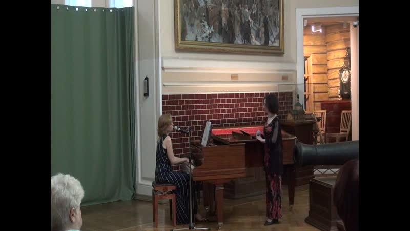 Суворовский музей (05.07.19, Всё начинается с любви)