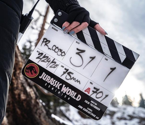 Третий «Мир Юрского периода» официально получил подзаголовок «Доминион» Его режиссер Колин Треворроу сообщил, что производство блокбастера