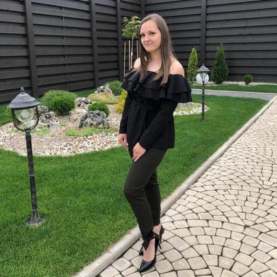 Аленка Царегородцева (Новичихина)