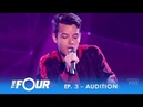 Christian Gonzalez 16 Year Old Singer Brings SEXY Latin Swag S2E3 The Four
