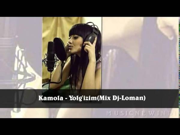 Kamola Ummon Yolg'izim Mix Uzbek music