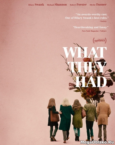 Что у них было / What They Had (2018/WEB-DL/WEB-DLRip)