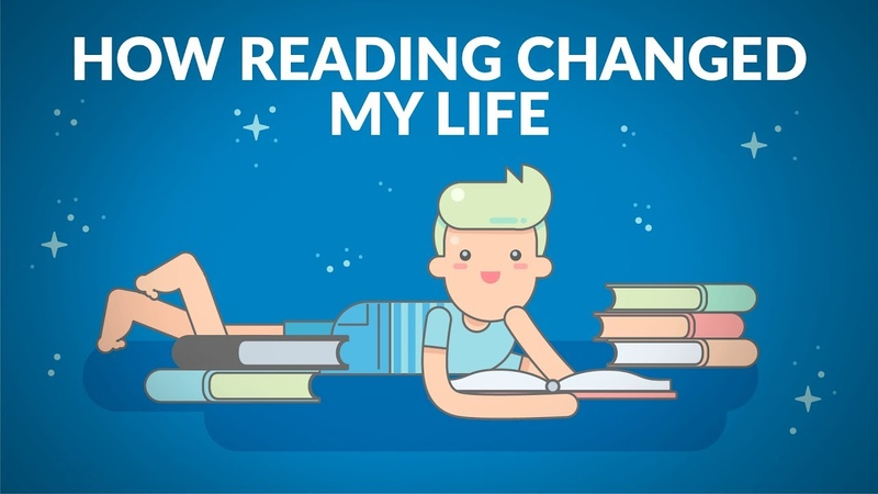 How Reading Books Completely Changed My Life