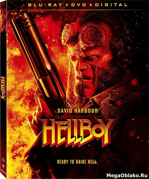 Хеллбой / Hellboy (2019/BDRip/HDRip)