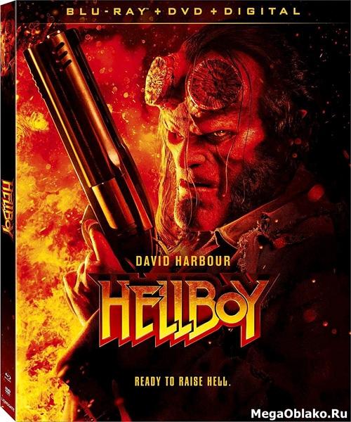 Хеллбой/ Hellboy (2019/BDRip/HDRip)