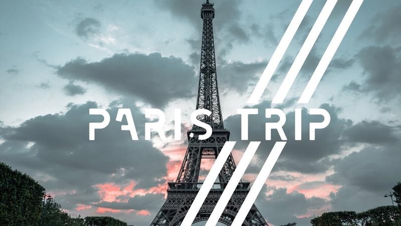 Paris Trip 2019 - (Sony A7iii DJI ronin s)