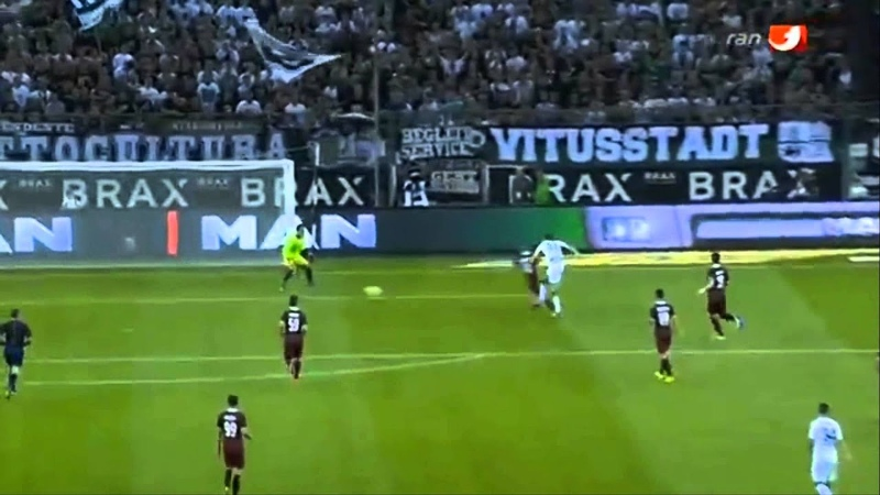 Gladbach 7:0 Sarajevo Europa League All Goals