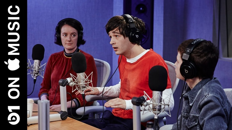 Matty Healy, Christine and the Queens and Laura Snapes: 2019 BRITs   Beats 1   Apple Music