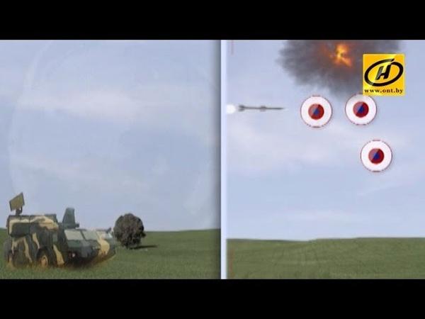 Точно в цель! Впервые боевые стрельбы провели ЗРК «Тор-М2»