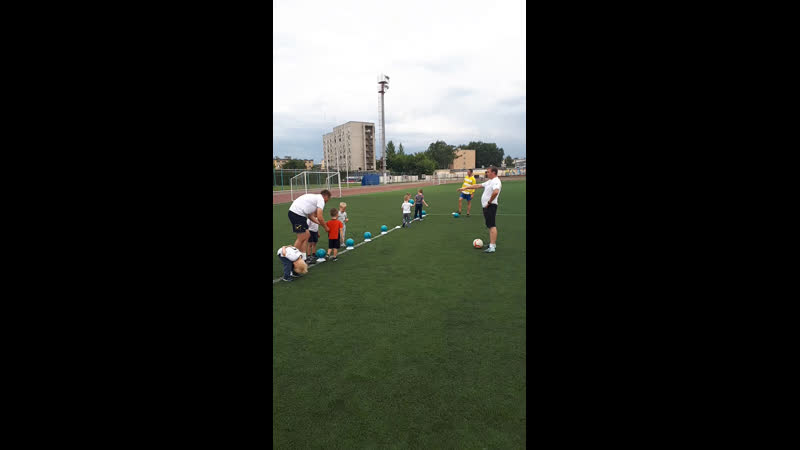 Live: Волчонок Футбол для детей Тамбов с 3 х лет