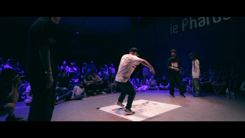Battle Break It 2019 / 1/4 de finale / Zmey Tema vs Rato Foundkid