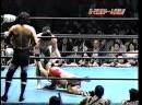 1999 04 16 Akira Taue Jinsei Shinzaki Masao Inoue vs Mitsuharu Misawa Masahito Kakihara Yoshinari Ogawa