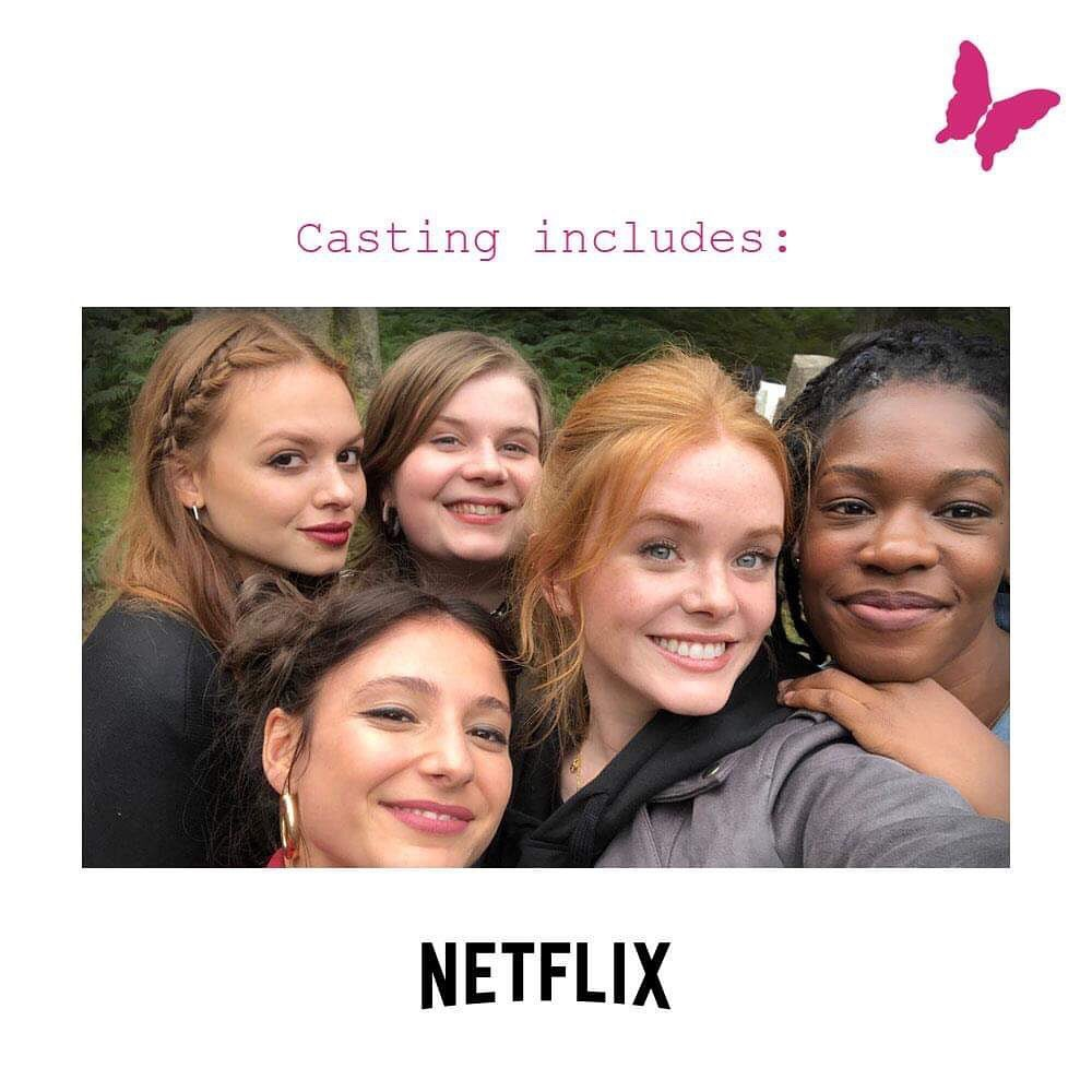Live Action Winx Club Series In Pre Production At Netflix Page 2 Movies Tv Gaga Daily