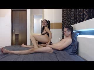 Asian gf does perfect ass fuck (amateur, anal, blowjob, porn, sperm, swallow, hardcore, домашнее, порно, минет, анал, азиатка)