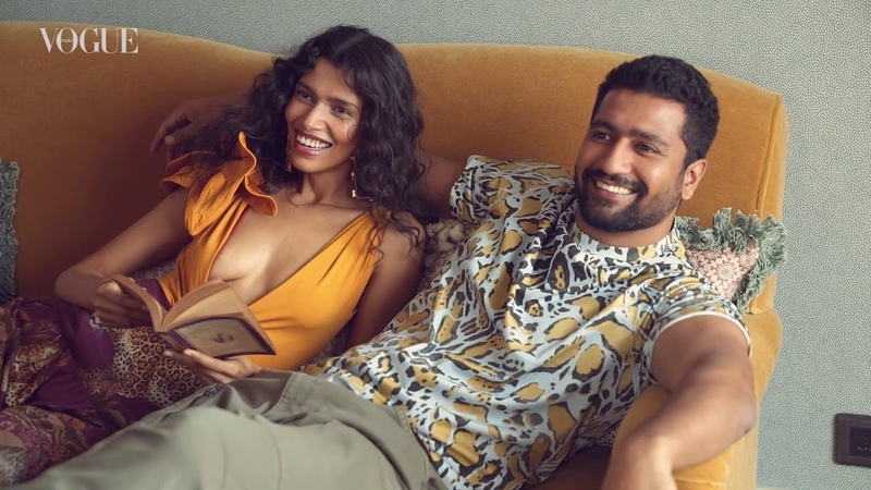 Vicky Kaushal takes you behind the scenes of the July 2019 cover shoot