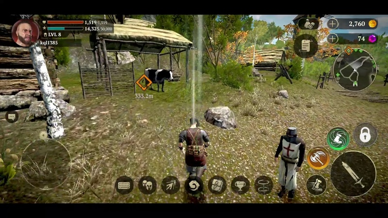 Evil Lands: Online Action RPG Android IOS Review Gameplay Walkthrough Part 3