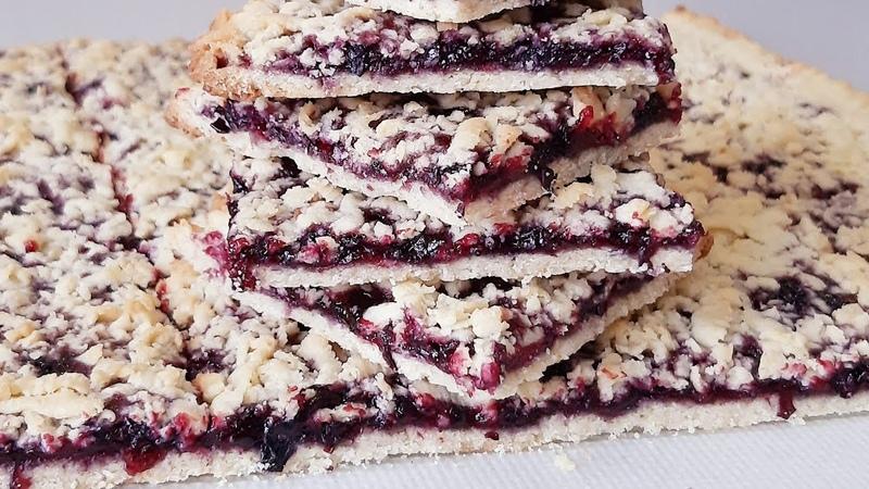 Венское рассыпчатое печенье или тертый пирог!Vienna crumbly pastry!