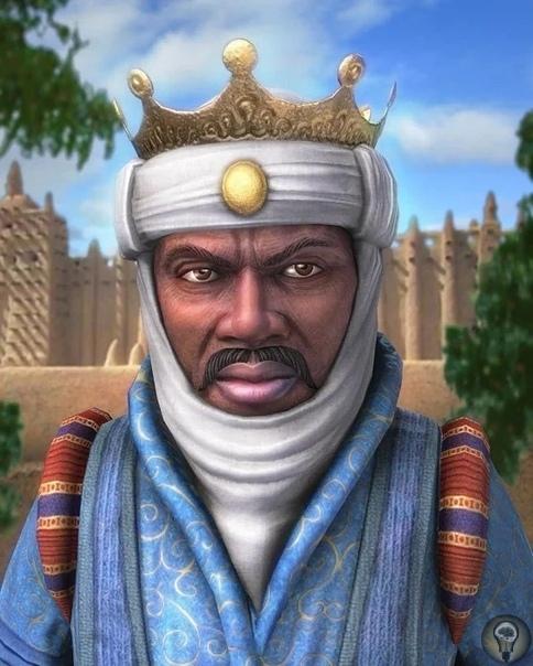 Манса Муса - самый богатый человек всех времен и народов Пока в XIV веке Европе сотрясалась от междоусобных войн, нападений турок и черной чумы, в Западной Африке процветала империя Мали.