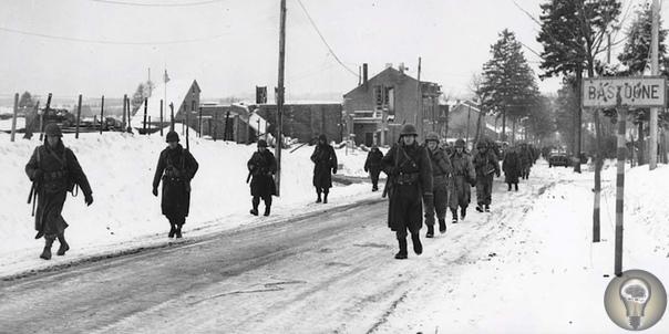 АРДЕННЫ - ЗИМА 1944- 1945. БАСТОНСКОЕ СРАЖЕНИЕ. ПОДВИГ АМЕРИКАНСКИХ ДЕСАНТНИКОВ- ОНИ СМОГЛИ НЕ ТОЛЬКО ВЫСТОЯТЬ, НО И ЗАСТАВИЛИ ВЕРМАХТ ОТСТУПИТЬ. 16 декабря 1944 года немцы начали своё последнее