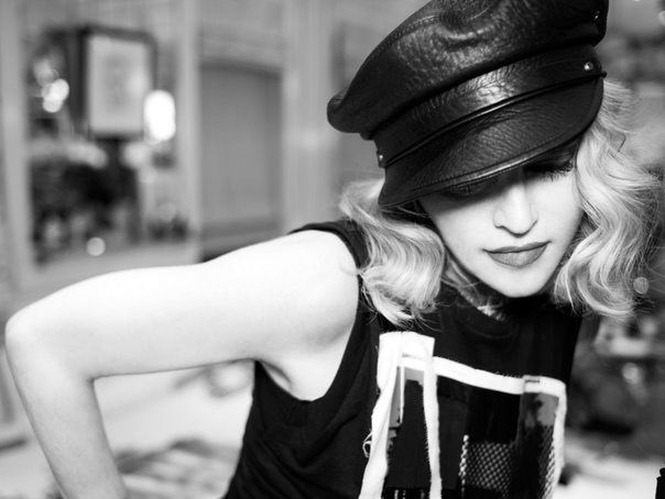 Мадонна для L'Officiel Italia