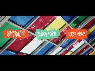 Roddy ricch, comethazine and tierra whack's 2019 xxl freshman cypher