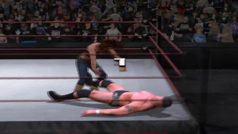 WWE Smackdown vs Raw Mickie James Season Part 4