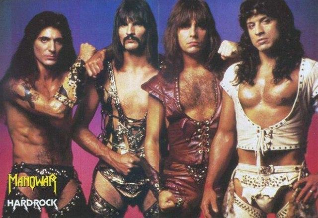 1ozCdYLpeRw - Это были лихие 80-е: Рок-музыканты одевались как могли