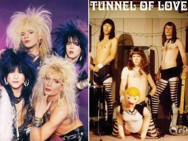 k95vQ3c0uvQ - Это были лихие 80-е: Рок-музыканты одевались как могли