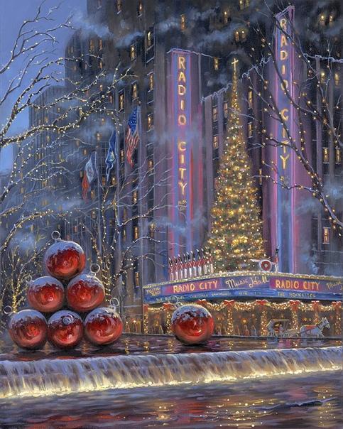 Зимние пейзажи от Robert Finale