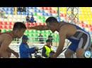 VII Спортивные игры народов Якутии. 74кг, за бронзу, Захаров Егор - Петров Прокопий