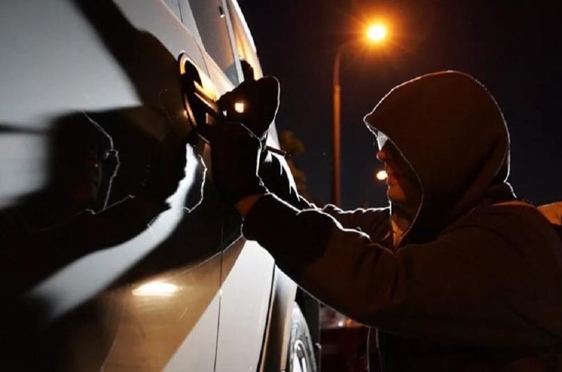 В Дмитровском городском округе полицейские раскрыли угон автомобиля
