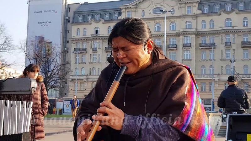 Pocahontas - Colors of the Wind - Instrumental -Quena - WUAUQUIKUNA