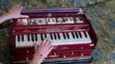 Jaya Guru Omkara. Как играть, how to play. Физгармония, harmonium.