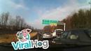 Спин аут на шоссе ViralHog