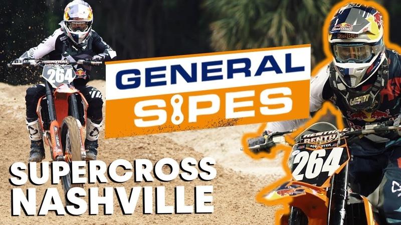 Sipes Seeks Supercross Redemption Before Erzbergrodeo   General Sipes E2