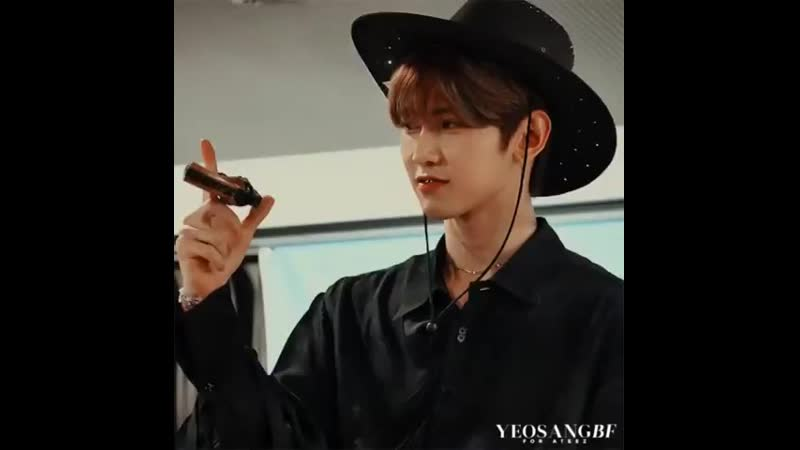 Is it possible to hear gifs bc i definiteLY hear this one,, uhh yeosang the best ( 750 X 750 ).mp4