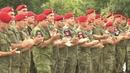 ВГрозном вручили награды военным полицейским вернувшимся изкомандировки вСирию Новости Первый канал