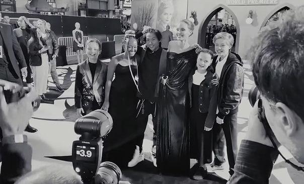 Анджелина Джоли показала дом в Лос-Анджелесе, куда она переехала после развода с Брэдом Питтом