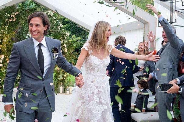 Гвинет Пэлтроу и Брэд Фэлчак съехались спустя 11 месяцев после свадьбы