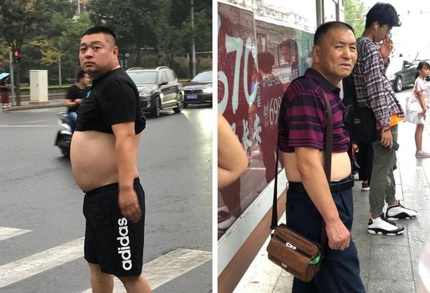 13 странных привычек китайцев, которые никогда не поймет европеец 1. «Пекинское бикини»обеспечить себя «достойным» количеством калорий.И 3-я причина восходит к китайской медицине. Согласно ей,