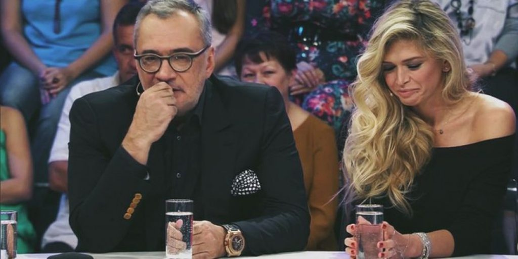 Константин Меладзе изменил Вере Брежневой, она его простила: развода не будет