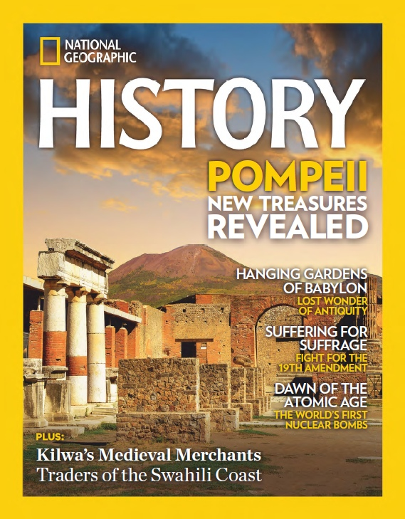 National Geographic History - July 2020
