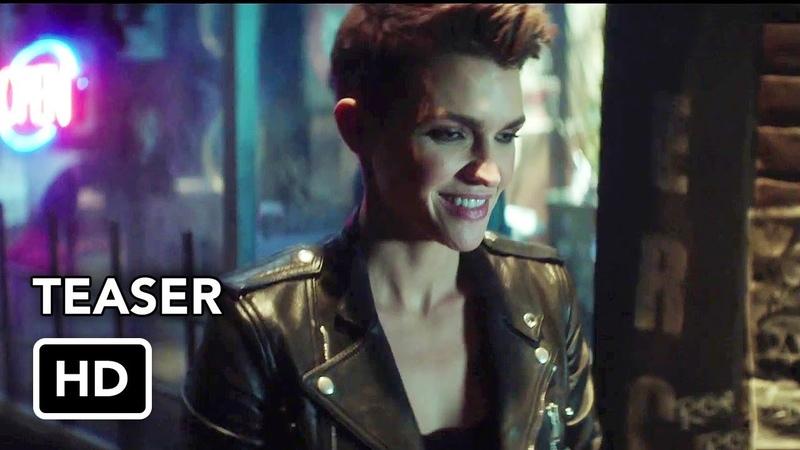 Batwoman (The CW) Tattoo Teaser Promo HD - Ruby Rose superhero series