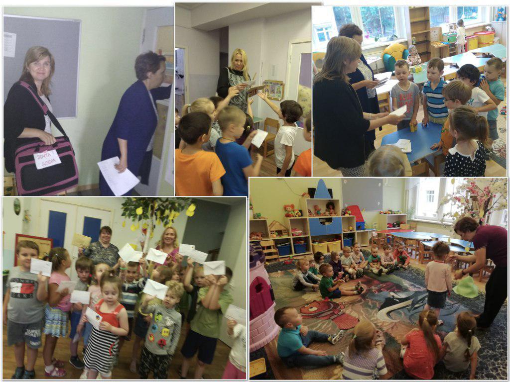 Акция «Почта добра» завершилась в школе на Зеленодольской
