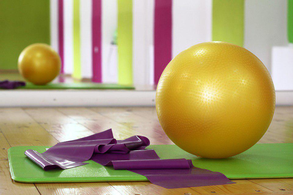 На базе библиотеки в Некрасовке проходят занятия по фитнесу